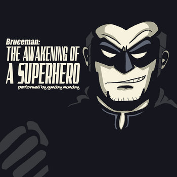 The Awakening Of A Superhero cover art