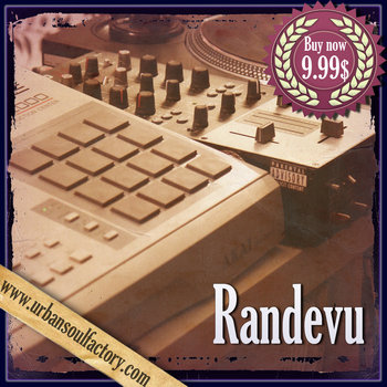 Hip Hop Beats - Randevu (Hip Hop Beats, Rap Instrumentals, Soul Beats) cover art