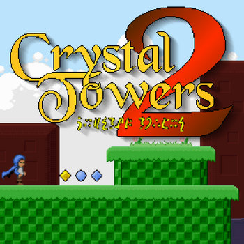 Crystal Towers 2 cover art