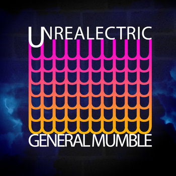 Unrealectric EP cover art