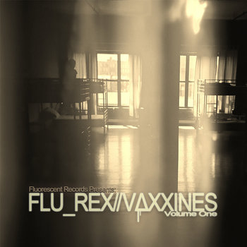 FLU_REX//VΔXXINES Volume One cover art