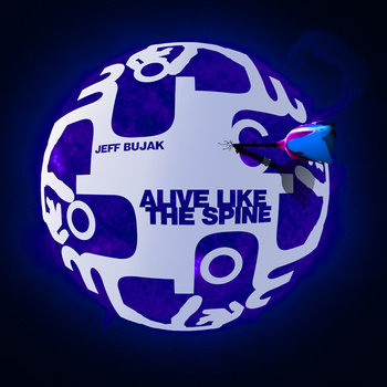 Alive Like the Spine cover art