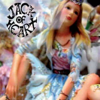 JACK OF HEART &quot;Eureka&quot; EP cover art