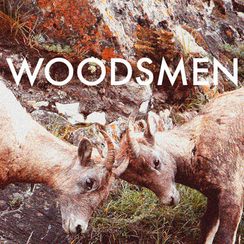 Woodsmen EP cover art