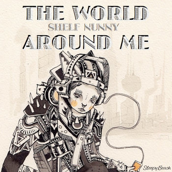 The World Around Me cover art