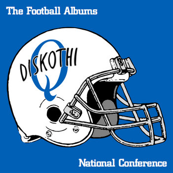 The Football Albums: National Conference cover art