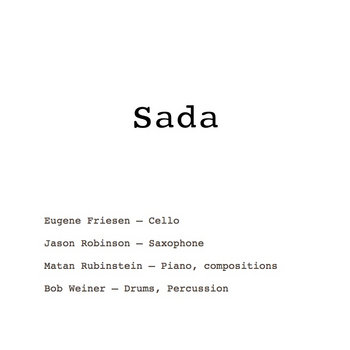 Sada cover art