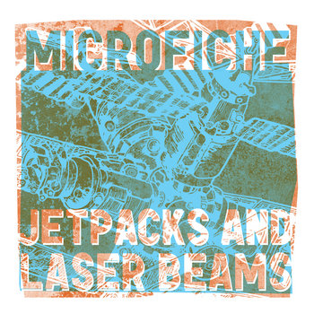 Jetpacks and Laser Beams cover art