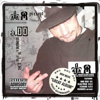 a.DD - The Same Ugly Business [2007] cover art