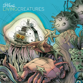Living Creatures cover art