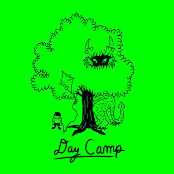 Day Camp EP cover art