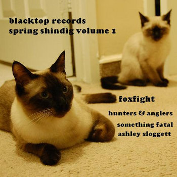 Blacktop Records Spring Shindig Volume 1 (BTR019) cover art