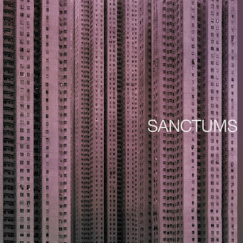 Sanctums LP cover art