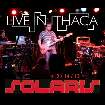 Live in ITHACA - 12/14/13 - The Haunt cover art
