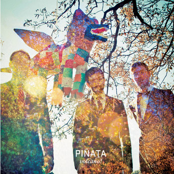 Piñata cover art
