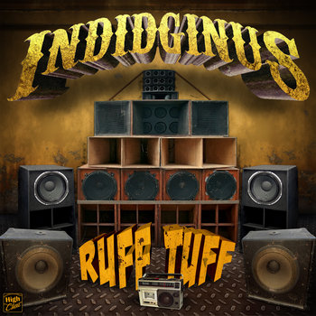 OUT NOW: Ruff Tuff EP (Deep Bass, Top Rankin Riddims and Ragga Vibes) cover art