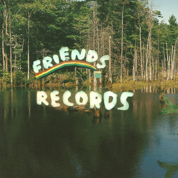 Friends and Friends of Friends cover art