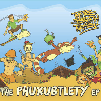 The Phuxubtlety EP cover art