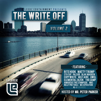 The Write Off: Volume Two cover art