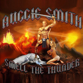 Smell The Thunder cover art