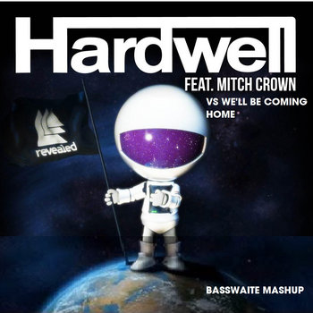 We'll Be Coming For You Spaceman cover art