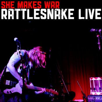 Rattlesnake Live cover art