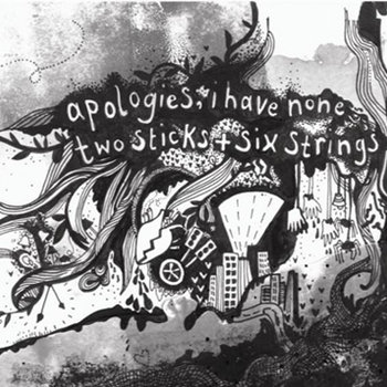 Two Sticks &amp; Six Strings (2009) cover art