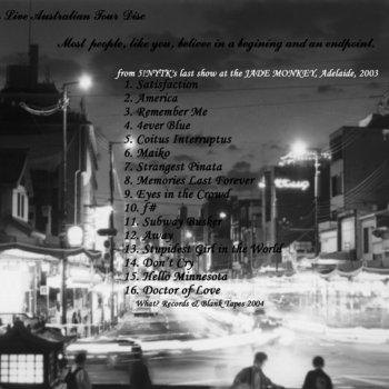 album cover 5! Live 5!NYTK