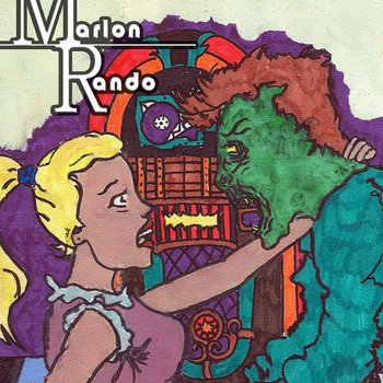 Marlon Rando EP cover art