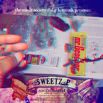 Social Misfit cover art