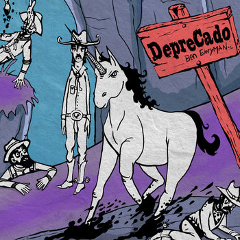Deprecado cover art
