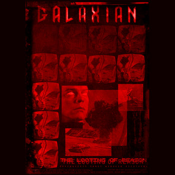 "GALAXIAN - THE LOOTING OF REASON 12"" Vinyl  [TRAJECTORY 1003] cover art"