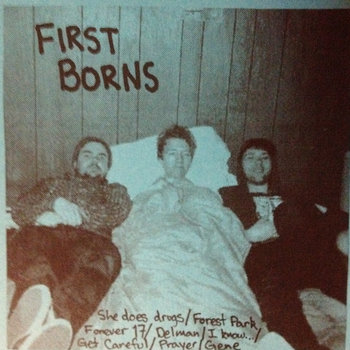 First Borns cover art