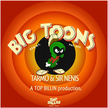 Big Toons cover art