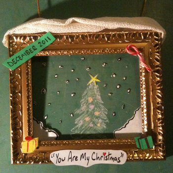 You Are My Christmas cover art