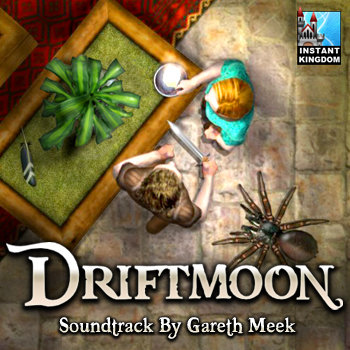 Driftmoon The Soundtrack cover art