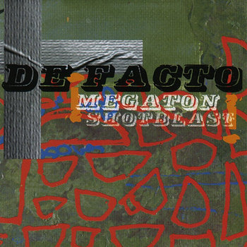 Megaton Shotblast cover art