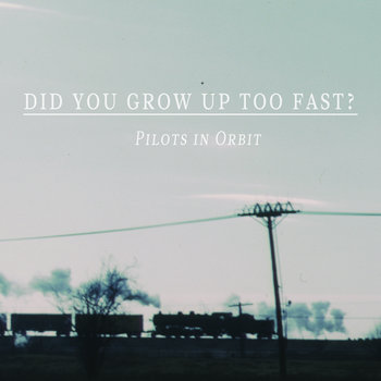 Did You Grow Up Too Fast? cover art