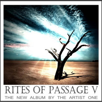 RITES OF PASSAGE V cover art