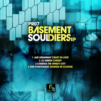 Basement Souldiers EP cover art