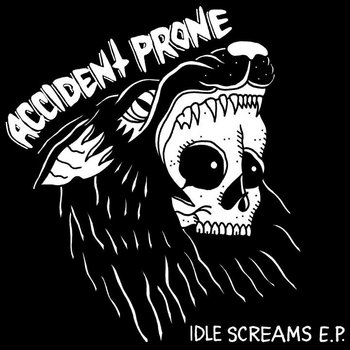 Idle Screams EP cover art