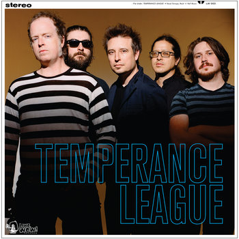 Temperance League cover art