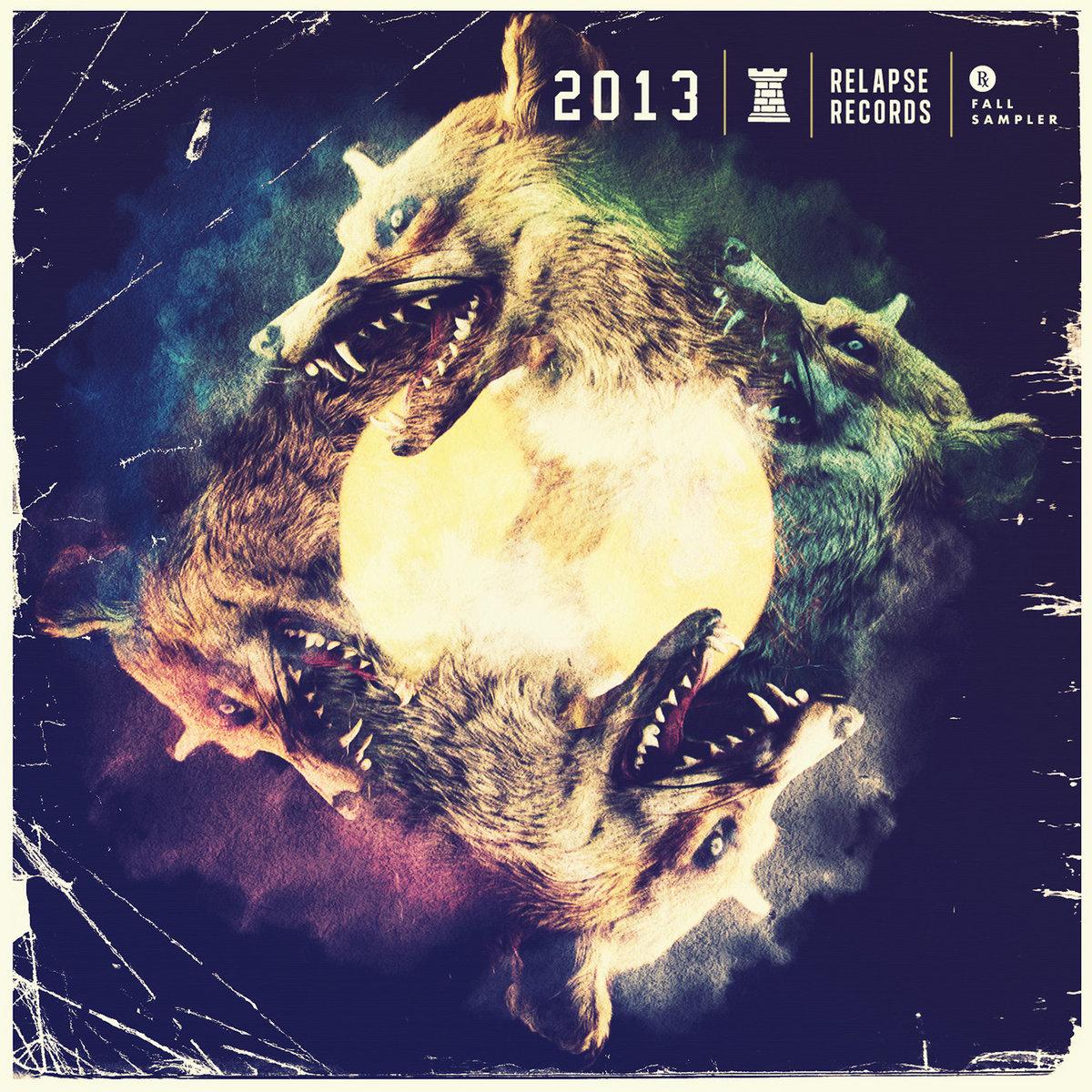 Relapse Sampler 2013