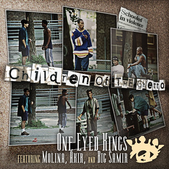 Children of the Ghetto (Single) cover art