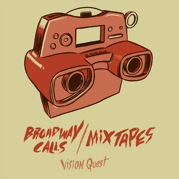 Vision Quest cover art