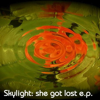 She got Lost EP cover art