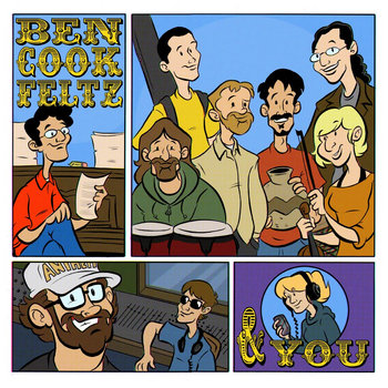 Ben Cook-Feltz And You cover art