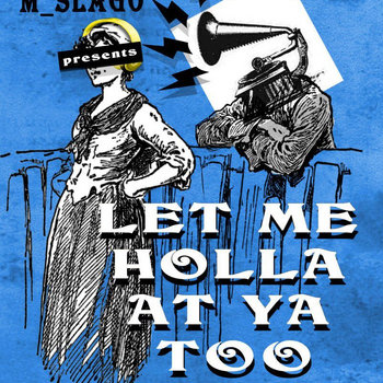 Let Me Holla At Ya Too (2) cover art