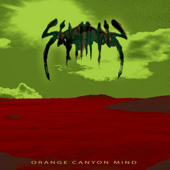 Orange Canyon Mind cover art