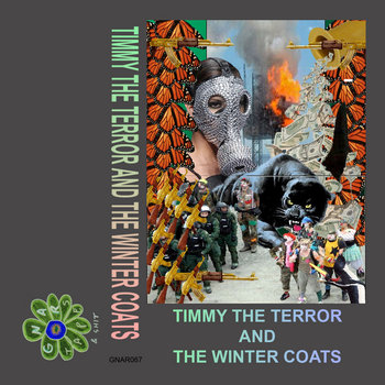 Timmy the Terror and the Winter Coats cover art